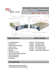 ETG 6903 A Gas Analyzers Laser based TDL - Brochure
