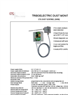 Triboelettric Dust Monitor – Emissions Monitoring - Brochure