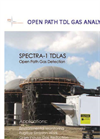 Open Path TDL Gas Analyser - Brochure