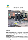 The Biogas Technology Mines Gas Flare - Brochure
