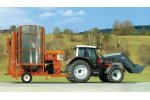 Agrex Spa - Model PRT75  - Mobile Grain Dryers