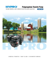 Hypro Polypropylene Transfer Pump Brochure