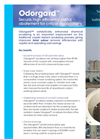 ERG Odorgard - Wet Scrubbers and Chemical Scrubbers - Brochure