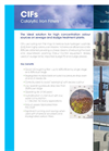ERG - Catalytic Iron Filters (CIF) Brochure