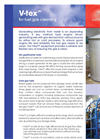 V-tex Fuel Gas Cleaning Brochure