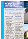 CF Range of Odour Control Units Brochure
