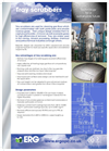 ERG - Tray Scrubbers - Brochure