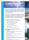 Carbon Filters Odour Control in the Water Industry - Brochure
