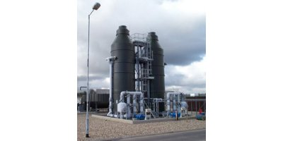 ERG Odorgard - Wet Scrubbers and Chemical Scrubbers