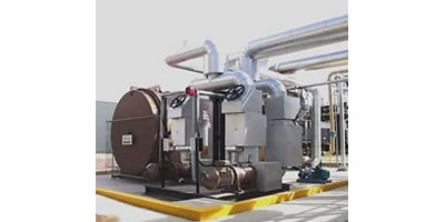 ERG - Thermal Fluid Heaters Systems
