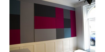 Quiet Solutions - Standardized Wall Panels