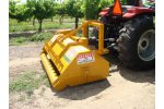 Vrisimo - Model 300 Series - Brush Shredder