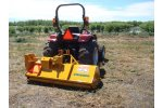 Vrisimo MiniMax - Model Super Series - Flail Mower (Sizes: 74, 88, 100, 120)