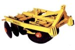 Domries - Model SN - 3-Point Tandem - Orchard and Vineyard Tillage Implements