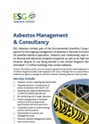 Asbestos Management & Consultancy Service – Brochure