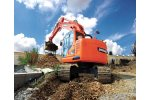 Doosan Construction - Model DX235LCR - Crawler Excavator