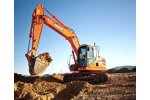 Doosan Construction - Model DX180LC-3 - Crawler Excavator