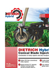 Hybrid - Conical Blade Rotary Injector Brochure