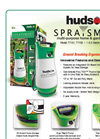 SpraySmart - Mult Purpose Consumer Sprayer Brochure