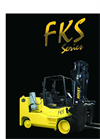 Model FR Series - Extendable Counterweight Liftruck - Brochure