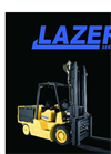 Model Lazer Series - Electric Liftruck Equipment- Brochure