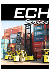 Model ECH Series - Container Handlers Liftruck Brochure