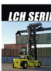 Model LCH Series - Container Handlers Liftruck Brochure