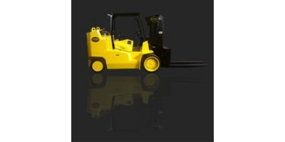 Model Titan Series - Compact & Highly Maneuverable Cushion-tire Liftruck