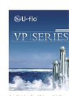 VP Series - Stainless Casting Deep-Well Submersible Pump Brochure