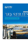 Model VQN series - Single Stage Single Suction Submersible Sewage Pump Brochure