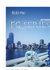 Model FG Series - Vertical Inline Pump Brochure