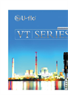 Model VT Series - Vertical Line-Shaft Turbine Pump Brochure