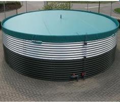 BUWAflexstore - Closed Water Storage System