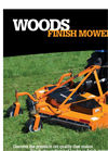 Finish Mowers Rear Mount - Brochure
