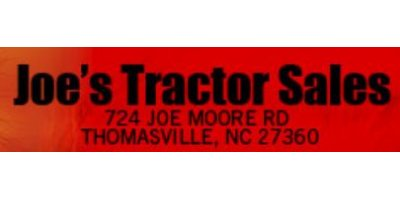 Joes Tractor Sales, Inc.