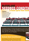 Pull Type Seedbed Conditioner Tillage- Brochure