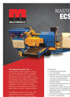 Mastertrax - Model ECS150 - Mobile Eddy Current Separator - Brochure
