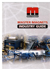 Magnetic Separation Equipment for the Recycling and Waste Management Industry - Brochure
