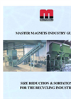 Size Reduction & Sortation for the Recycling Industry (471 KB PDF format)