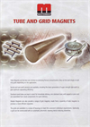 Magnetic Tubes and Grids Brochure (292 KB PDF format)