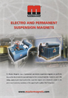 Electro and Permanent Suspension Magnets - Brochure