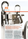Model HD 11 and 12 - Single Bag Filter Brochure