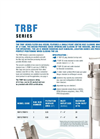 Model TRBF Series - Filter Bag Vessel Brochure