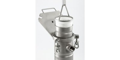 Model RBF Profile Series - Side Entry Recessed Basket Design Filter Bag Housing