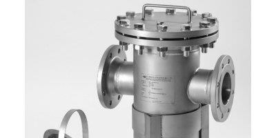 Model IBF Series - Inline Basket Filters Strainers