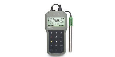 Model HI98191 - Professional Waterproof Portable pH/ORP/ISE Meter