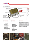 Model EASZ-1 - Online Water in Oil Monitor - Brochure