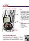 Portable Flow Meter- Brochure