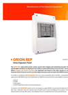 GFE - Model ORION REP - Orion Repeater Panel - Brochure
