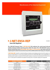 GFE - Model J-NET-EN54-REP - Juno Net Repeater - Brochure